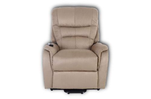 Platz 1 im Sessel mit Aufstehhilfe Test: RABURG JAN