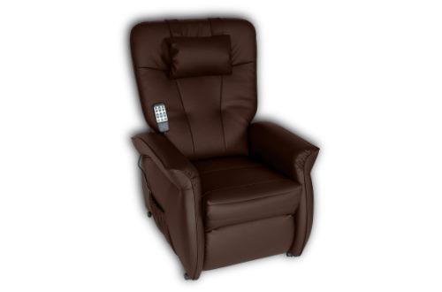 Platz 2 im Sessel mit Aufstehhilfe Test: THRONER EXKLUSIV