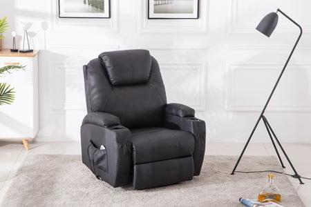 Fernsehsessel Test - Preistipp: MCombo Relaxsessel (schwarz)