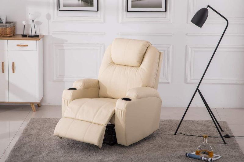 MCombo Relaxsessel (weiß) - Preistipp im Fernsehsessel Test