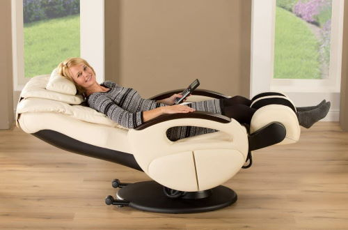 max Vitalis Komfort Deluxe (creme) im Massagesessel Test