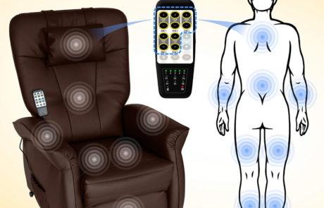 Massagefunktion des THRONER