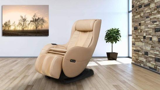 Massagesessel Testsieger - WELCON EASYRELAXX (beige)