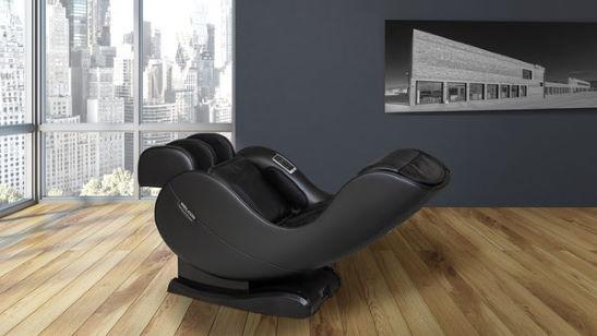 Massagesessel Testsieger - WELCON EASYRELAXX (schwarz)