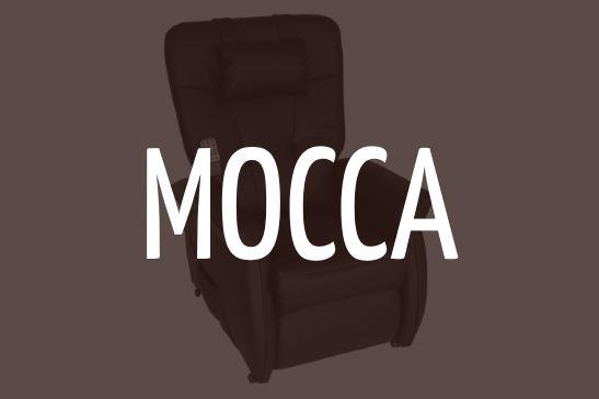 THRONER EXKLUSIV Massagesessel (mocca)